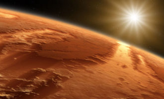 Mars astronaut radiation shield set for moon mission trial