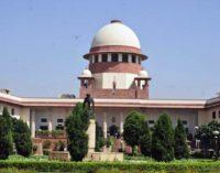 Supreme Court orders medical examination of Calcutta HC judge C S Karnan