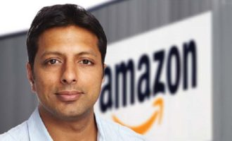 Amazon India head is now global Senior vice president
