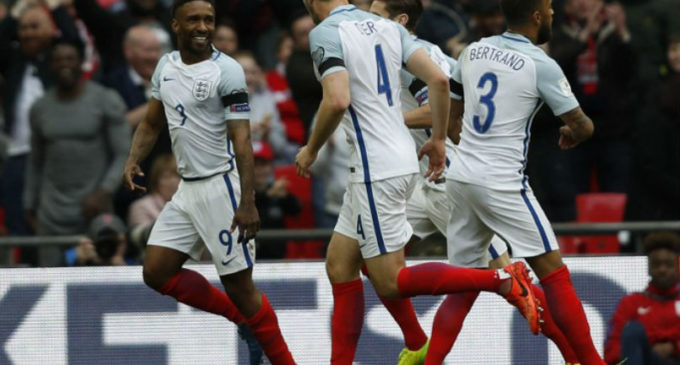 England, Germany Stay On 2018 World Cup