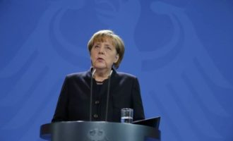 German Chancellor Angela Merkel's party wins state vote as election year starts