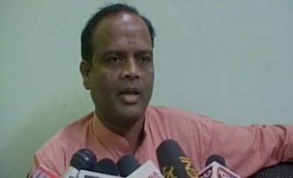 RSS sacks leader for remark against Kerala CM