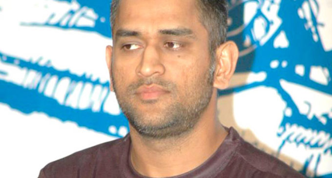 MS Dhoni's Aadhar details leaked on Twitter, wife Sakshi complains to IT minister