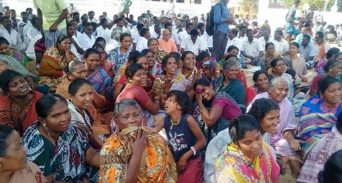 Protests in Tamil Nadu over fisherman's death, Lankan Navy denies role