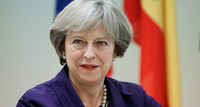 Theresa May faces first Brexit bill defeat