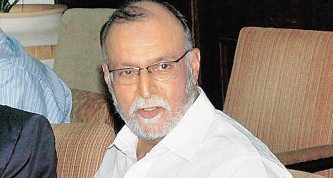 Delhi Lt Governor Anil Baijal orders scrapping of AAP govt's 'Feedback Unit'