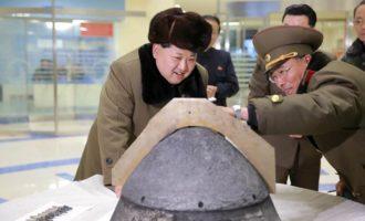 North Korea Fails In New Missile Test: Seoul