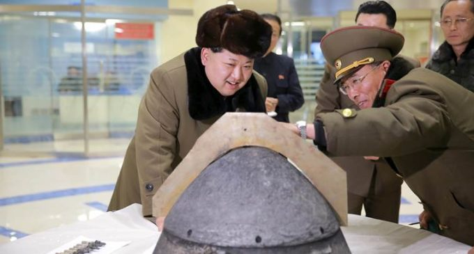 North Korea rocket-engine test shows 'meaningful' progress: South Korea
