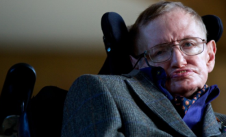 Stephen Hawking is making plans to travel into space