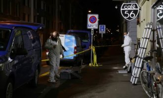 Switzerland: Two persons killed, 1 badly injured after shooting at cafe