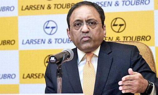 Subrahmanyan named Larsen & Toubro CEO