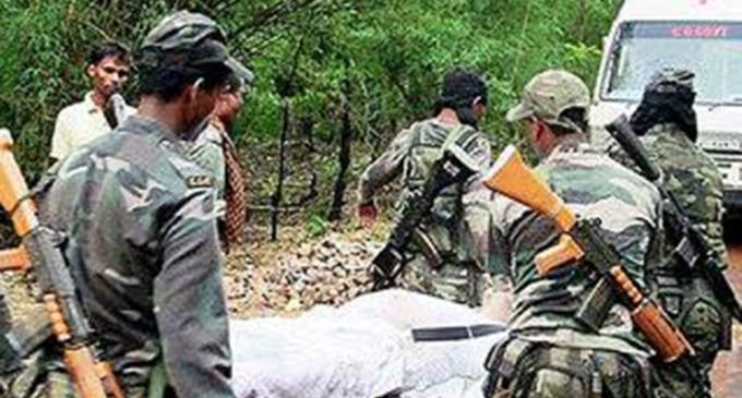 Naxal ambush: New strategy and operation on the anvil