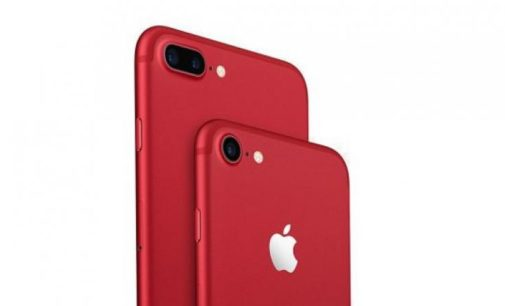 Red iPhone 7 now available in India