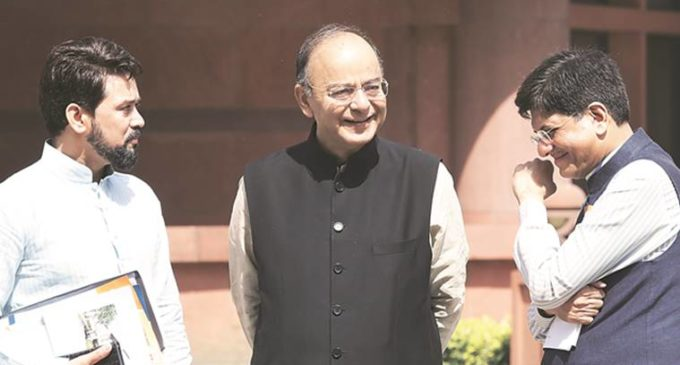 Manmohan Singh steps in, gets Congress to step back on GST