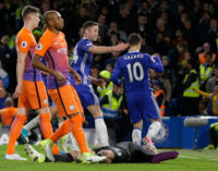 Eden Hazard scores twice, Chelsea resume march to title with win over Manchester City