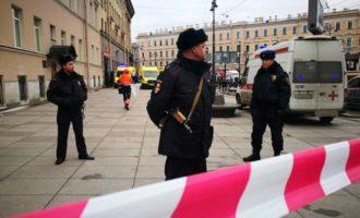 Donald Trump Pledges 'Full Support' To Vladimir Putin Over Russia Metro Attack