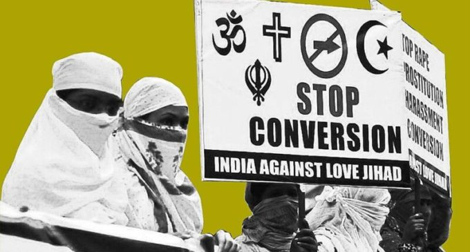 Anti -love Jihad
